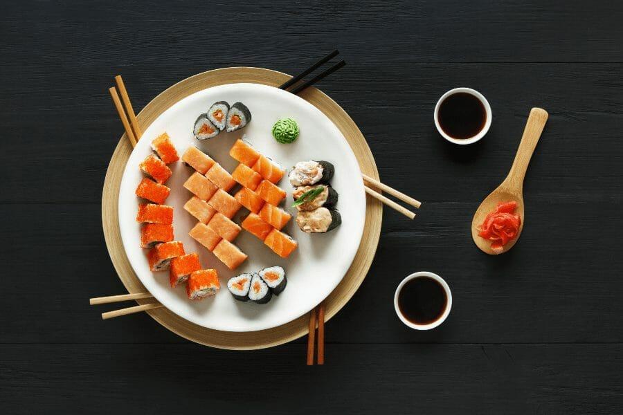 forskellige-typer-sushi-ruller