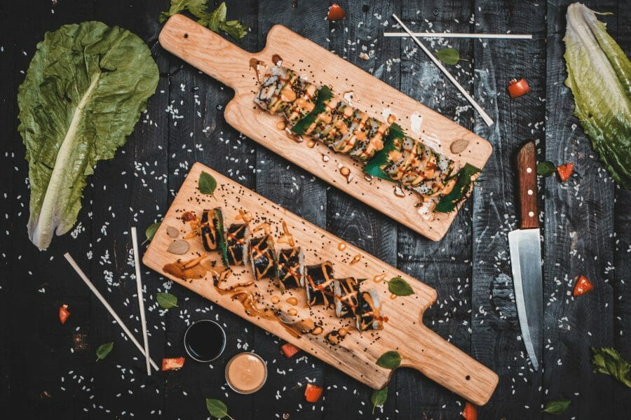 hvad er maki sushi