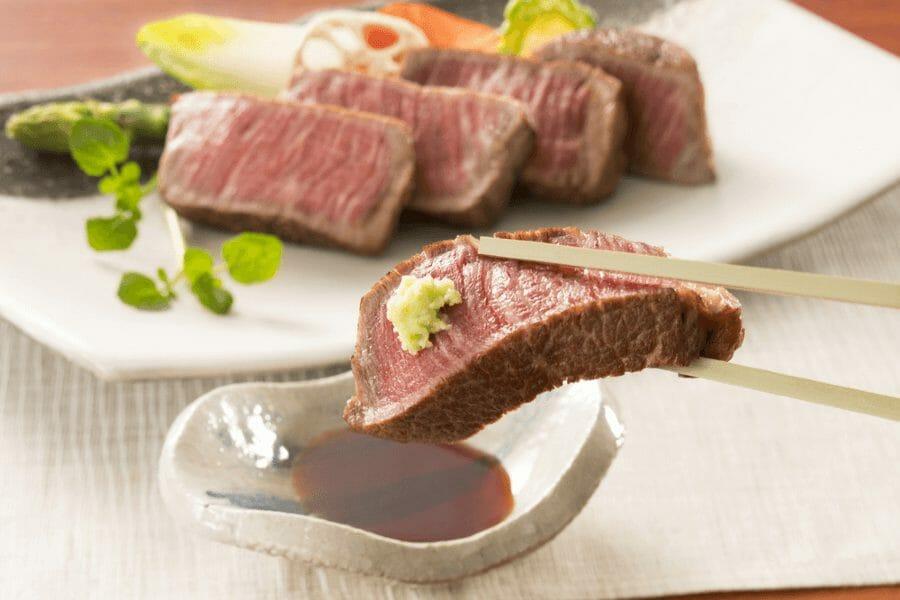 Kobe-Kød
