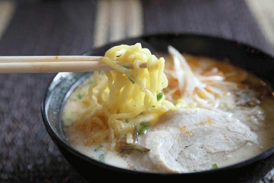 5 typer Japansk nudler: Udon, Ramen, Soba, Yakisoba og Somen