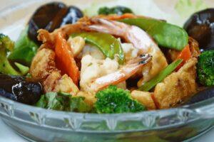 Sund Traditionel Asiatisk Kost