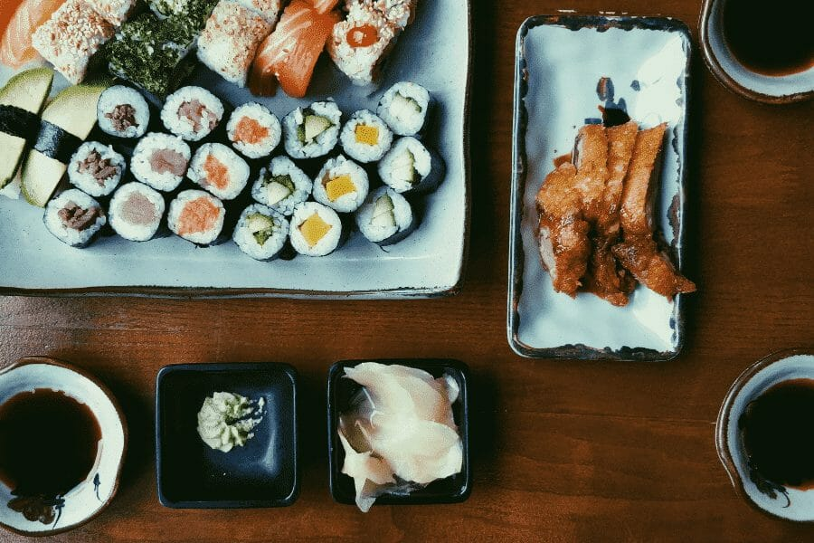 Myter omkring sushi