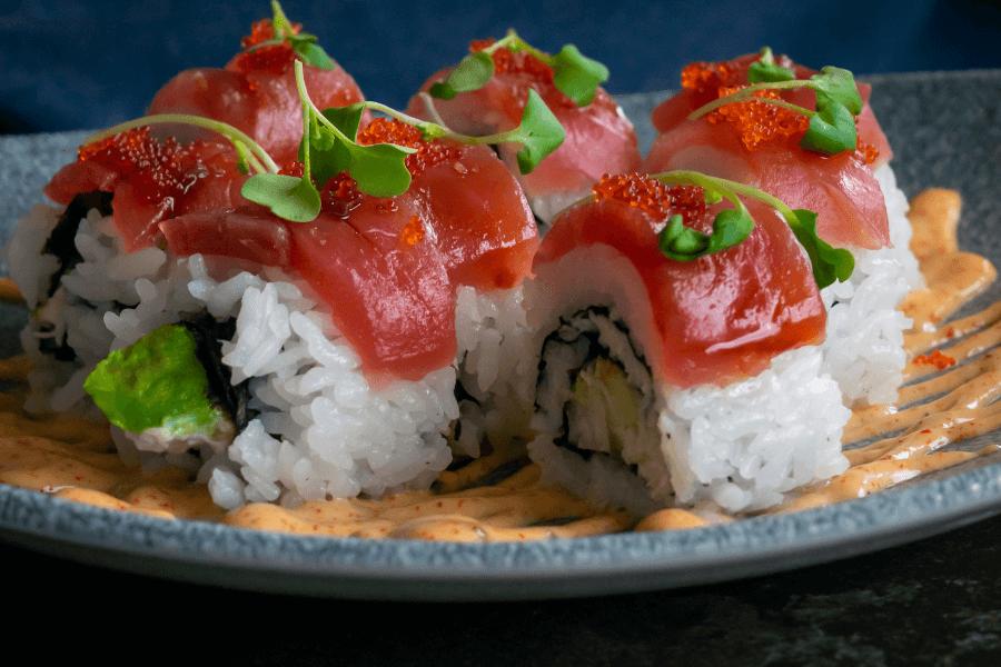 Er Sushi Sundt Maki Sushi