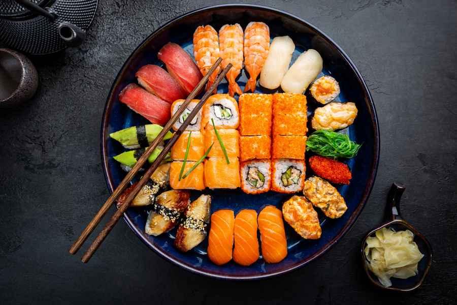 Er Sushi Sundt