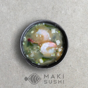 Miso Suppe m. Rejer