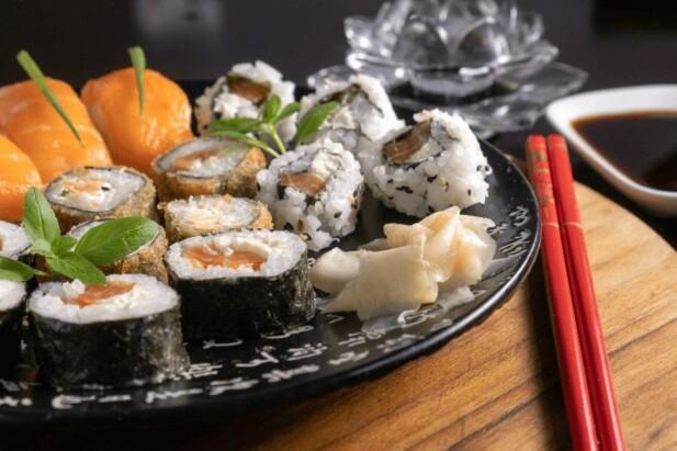 4 forskellige typer af maki sushi du kan prøve hjemme