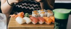 Japanske Sushi Bars vs Danske Sushi restauranter