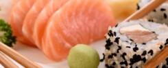 elsker alt japansk sushi