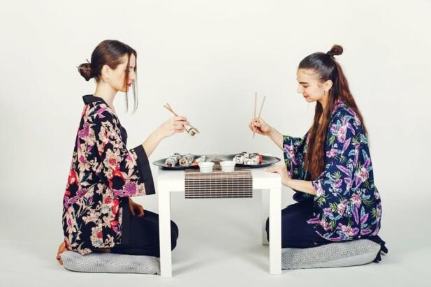 japansk-obon-festival-maki-sushi